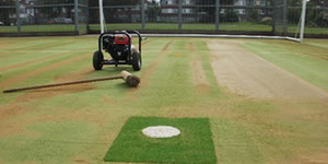 Artificial grass surface repairs